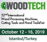 2019 年土耳其木工機械展