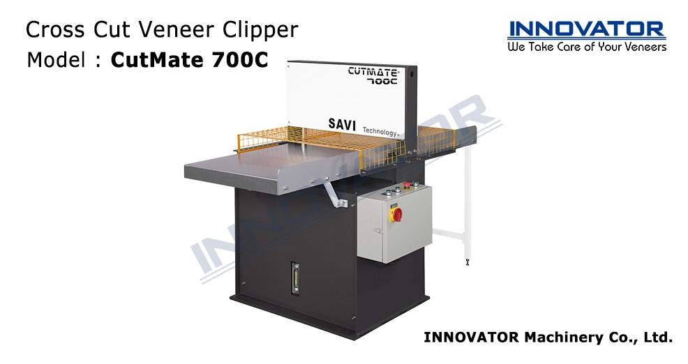 Cross Cut Veneer Clipper