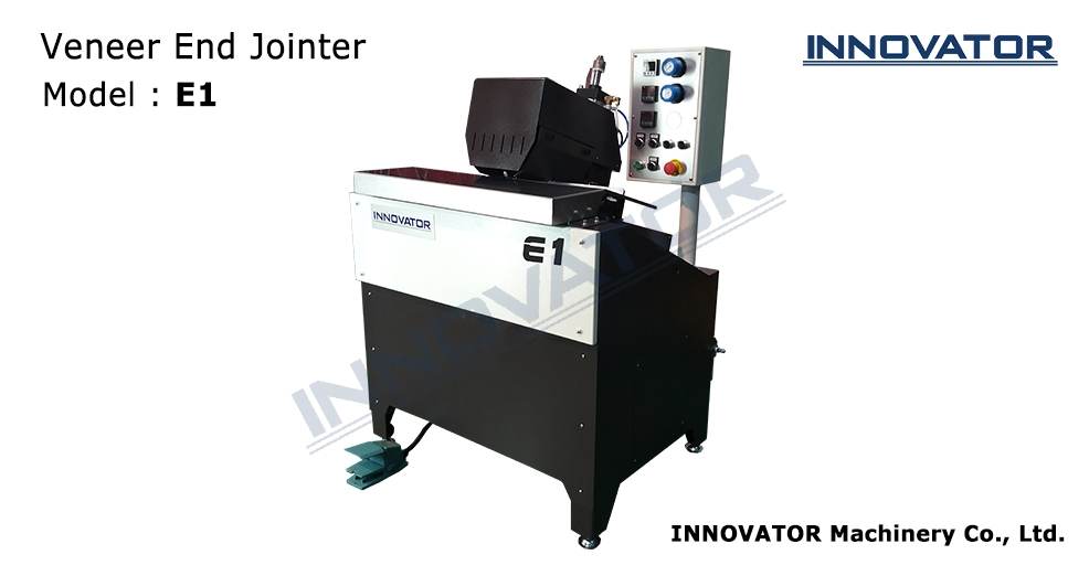 Veneer End Jointer