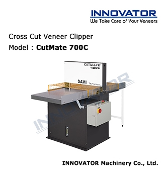 Cross Cut Veneer Clipper