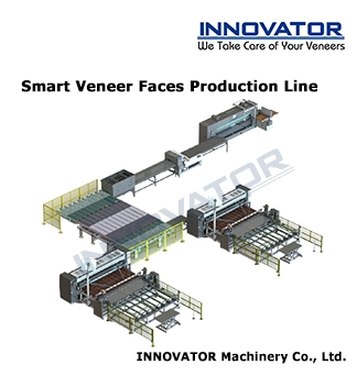 Smart Veneer Faces Production Line Automation