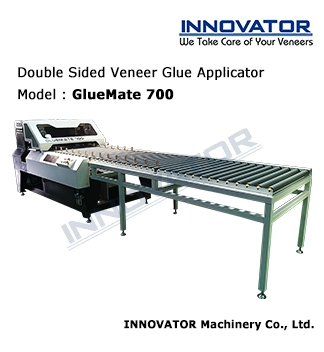 Double Sided Veneer Glue Applicator