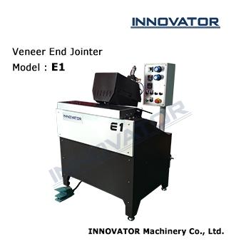 Veneer End Jointer