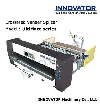 Crossfeed Veneer Splicer